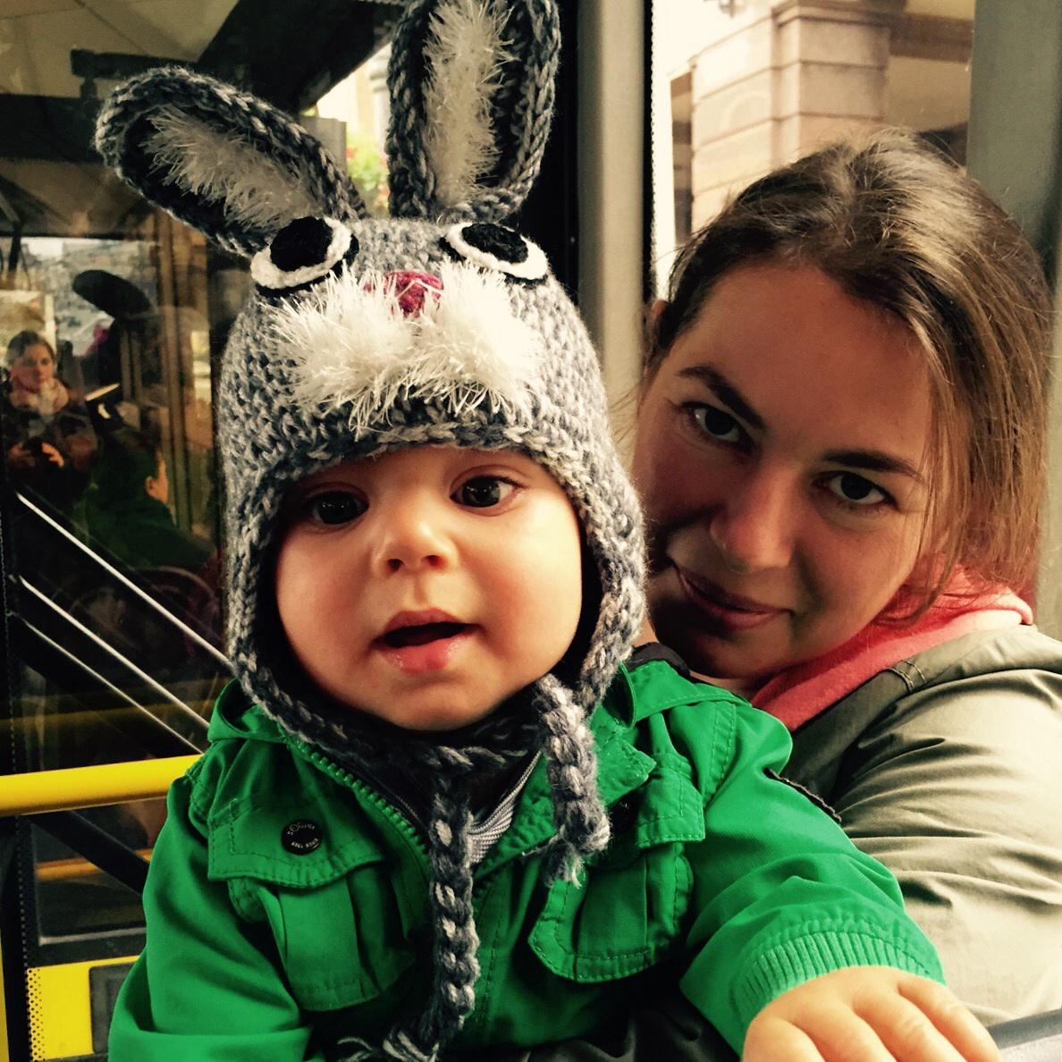Wenn mütterlicher Geschmack sinnlos waltet, Kiew, November 2016