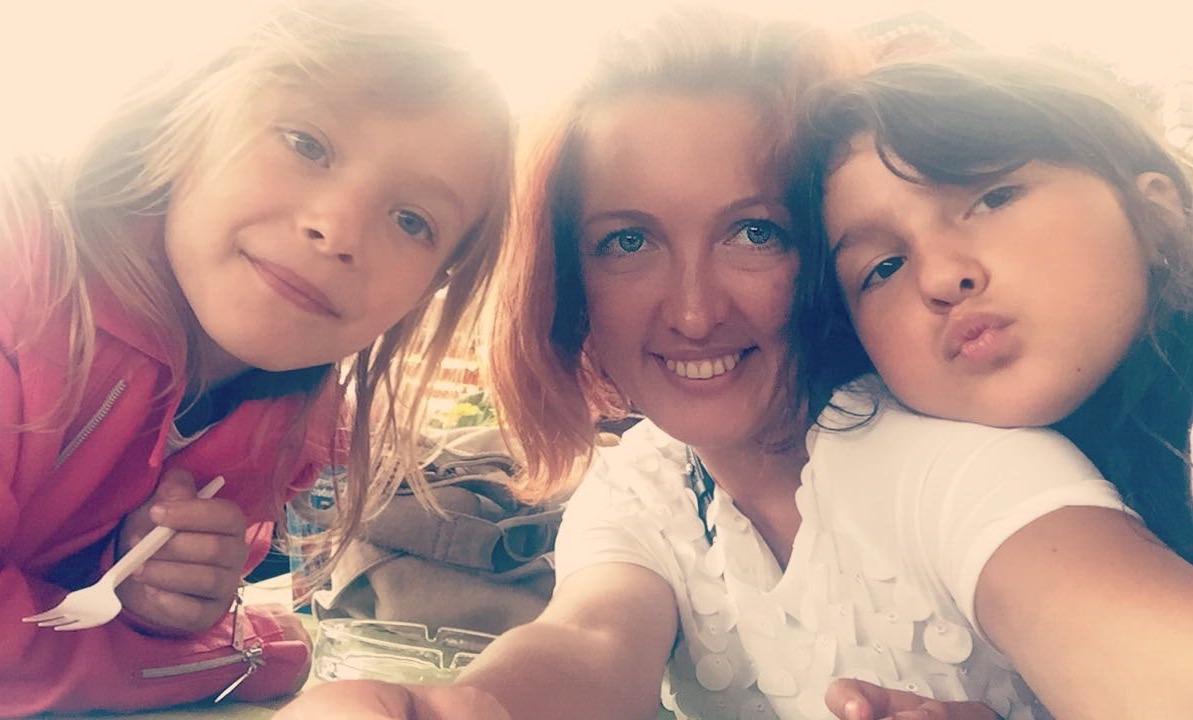 Ausflug mit Katja und Elisabeth, Leukermeer, NL, Juni 2017