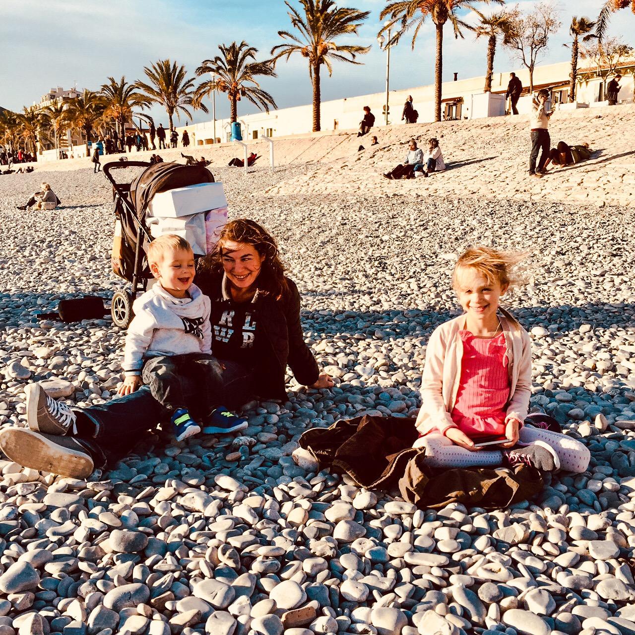 Winterurlaub - Plan B, Januar 2018, Nizza, F